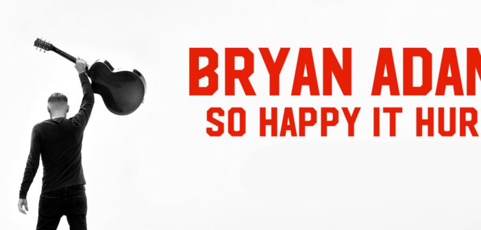 Bryan Adams : a new album and a supporting UK Tour for 2022 !