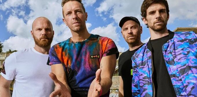 Coldplay announce their 2022 UK Tour ! We give you all the details