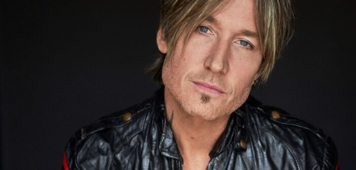 Country music legend Keith Urban will Tour the UK in Spring 2022