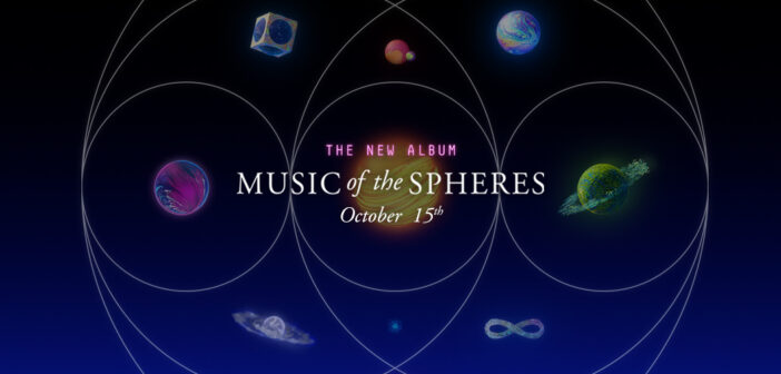 Coldplay invited Ed Sheeran for the Music of The Spheres launch show in London