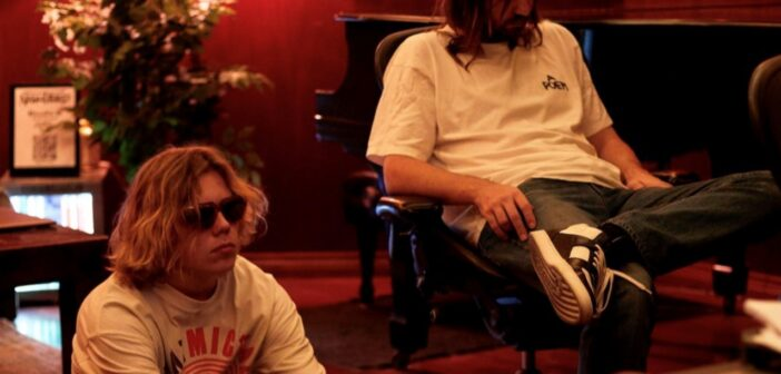 The Kid LAROI is collaborating with Tame Impala on a secret project !